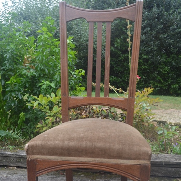 Petite Chaise anglaise, restauration